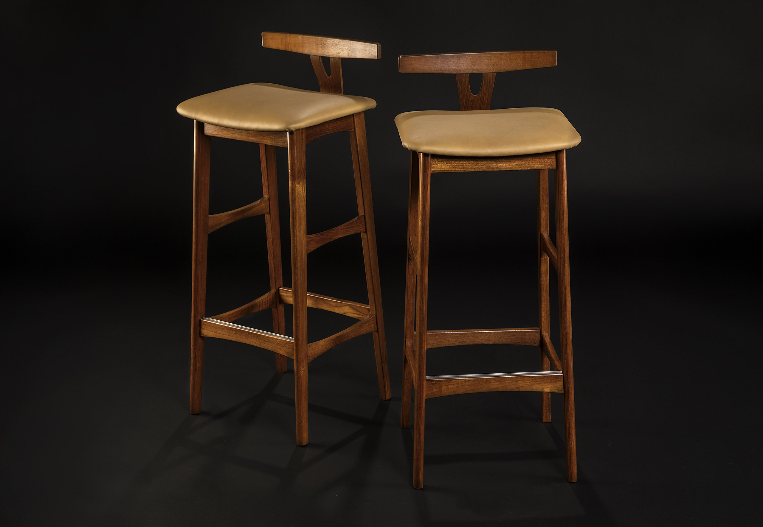 Polsterei Ox and Bear Sessel Modell Barstool
